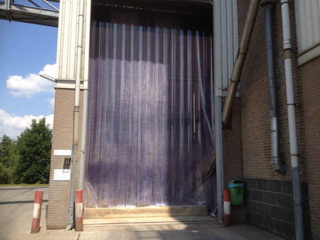 Geluidswerende gordijnen voor industrie - Treax.nl
